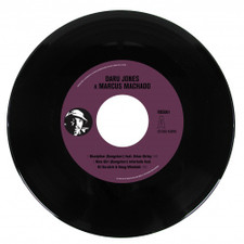 "Daru Jones x Marcus Machado - Discipline / Nice Girl / Meat Grinder - 7"" Vinyl"