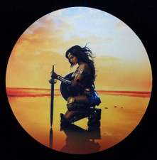 Wonder Woman - Soundtrack image - Single Slipmat