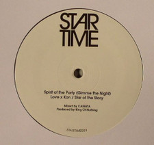 "Kon - Spirit Of The Party - 12"" Vinyl"