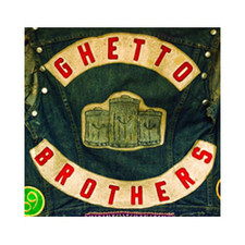 "Ghetto Brothers - Power Fuerza - 12"" Vinyl"