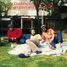 King Tubby & The Aggrovators - Dubbing In The Back Yard - LP Vinyl