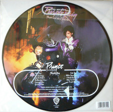 Prince & The Revolution - Purple Rain - LP Picture Disc Vinyl