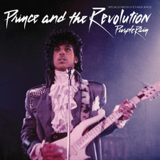 "Prince & The Revolution - Purple Rain - 12"" Vinyl"