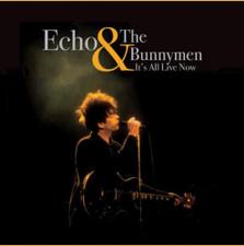 Echo & The Bunnymen - It's All Live Now - LP Vinyl
