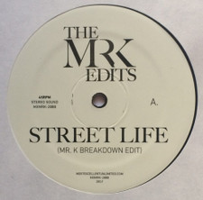 """The Crusaders / Roy Meriwether - Mr. K Edits - 12"""" Vinyl"""