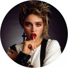 Madonna - 1983 Lollipop - Single Slipmat
