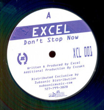 "Excel / Metaminds - Don't Stop Now / From The Outside.. - 12"" Vinyl"