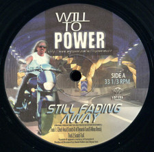 "Will To Power - Still Fading Away - 12"" Vinyl"