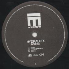 """Hydraulix - Bounce - 12"""" Vinyl"""