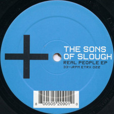 "Sons Of Slough - Real People Ep - 12"" Vinyl"