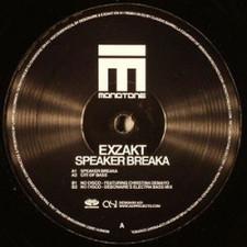 """Exzakt - Speaker Breaka - 12"""" Vinyl"""