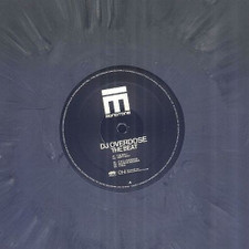 "DJ Overdose - The Beat - 12"" Colored Vinyl"