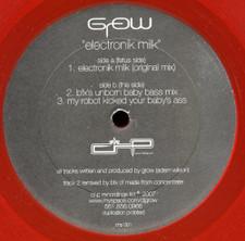 "Grow - Electronik Milk - 12"" Colored Vinyl"