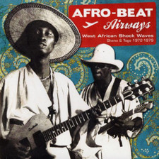 Various Artists - Afro-Beat Airways - 2x LP Vinyl