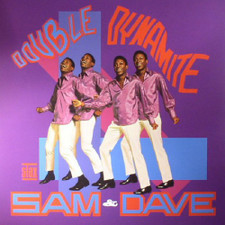 Sam & Dave - Double Dynamite - LP Vinyl