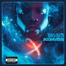 Big Boi - Boomiverse - 2x LP Colored Vinyl