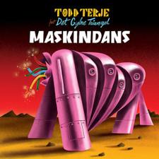 """Todd Terje / Det Gylne Triangel - Maskindans - 12"""" Vinyl"""