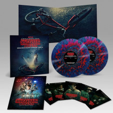 Kyle Dixon & Michael Stein - Stranger Things Deluxe Edition Vol. 1 - 2x LP Colored Vinyl