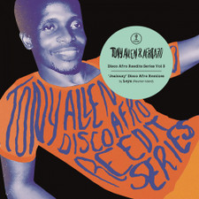 "Tony Allen & Africa 71 - Jealousy Disco Afro Remixes - 12"" Vinyl"