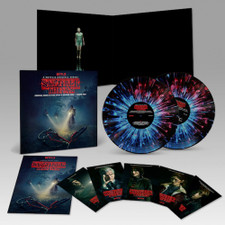 Kyle Dixon & Michael Stein - Stranger Things Deluxe Edition Vol. 2 - 2x LP Colored Vinyl