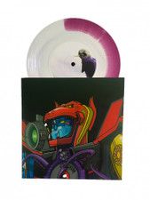 "Super Seal - Super Seal Giant Robot Vol. 1 (Head - Alternate Cover) - 7"" Colored Vinyl"