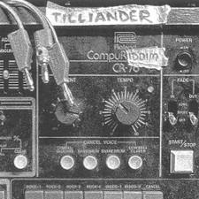 Tilliander - Compuriddim - LP Vinyl
