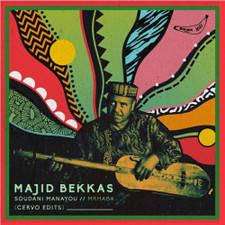 "Majid Bekkas - African Gnaoua Blues - 12"" Vinyl"