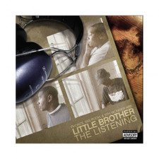 Little Brother - The Listening - 2x LP Vinyl+7""