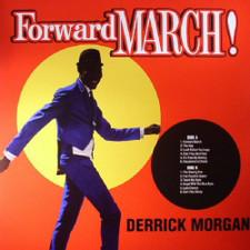 Derrick Morgan - Forward March! - LP Vinyl