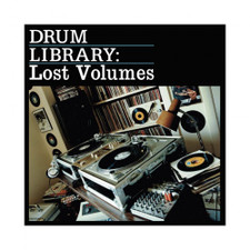 Paul Nice - Drum Library: Lost Volumes - 2x LP Vinyl