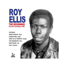 "Roy Ellis - The Beginning - First Ever Recording in 1964 - 7"" Vinyl"