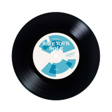 """J-Boogie / Jay Soul - Domino Boogie / Save Your Soul - 7"""" Vinyl"""