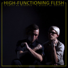 "High-Functioning Flesh - A Unity of Miseries - 12"" Colored Vinyl"