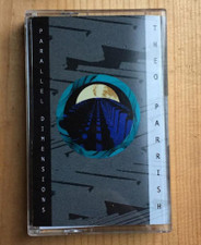 Theo Parrish - Parallel Dimensions - Cassette