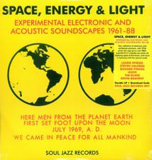 Various Artists - Space, Energy & Light (Experimental Electronic & Acoustic Soundscapes 1961-88) - 3x LP Vinyl
