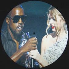 Kanye West / Taylor Swift - Imma Let You Finish But… - Single Slipmat