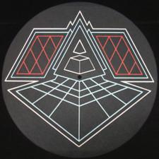 Daft Punk - Alive 2007 - Single Slipmat