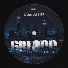 """6blocc - I Dubs Vol 5 - 12"""" Vinyl"""
