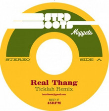"Ticklah - Real Thang - 7"" Vinyl"