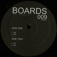 """FP197 - Raw Trax Vol. 1 - 12"""" Vinyl"""