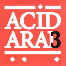 "Various Artists - Acid Arab Collections Ep #3 - 12"" Vinyl"