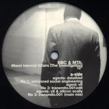 "Various Artists - BBC & MTA: Miami Internal Affairs - 12"" Vinyl"