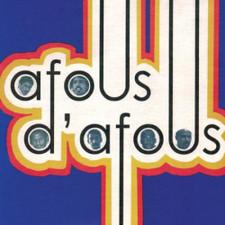 Afous D'Afous - Tenere - LP Vinyl