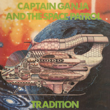Tradition - Captain Ganja & The Space Patrol - LP Vinyl