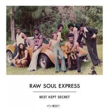 Raw Soul Express - Best Kept Secret - LP Vinyl