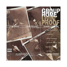 Group Home - Livin' Proof - 2x LP Vinyl
