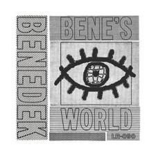 Benedek - Bene's World - LP Vinyl