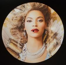 Beyonce - Mrs. Carter - Single Slipmat