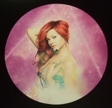 Rihanna - Purple - Single Slipmat