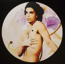 Prince - Lovesexy - Single Slipmat